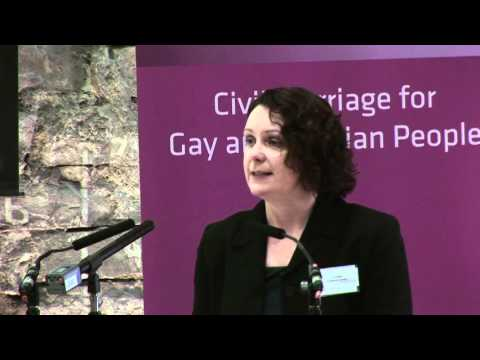 Voices of Children Conference (4 of 13): Introduction to Research: Iris Elliot, Report Author