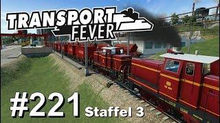 Transport Fever S3/#221: Der lange Weg aus dem Depot [Let's Play][Gameplay][German][Deutsch]