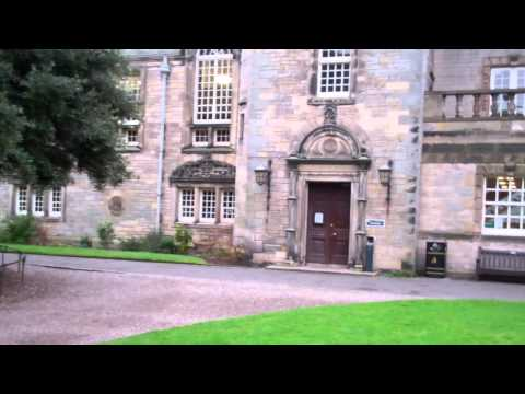 St Mary's College of the University of St Andrews Fife Scotland