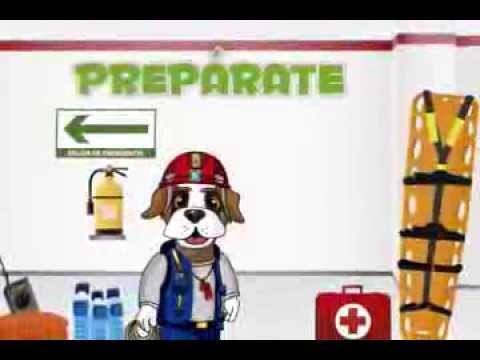 Simulacro de Evacuación por Sismo - Pasto 2013 - YouTube