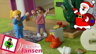 "Playmobil Film ""Der Nikolaus war bei Familie Jansen""  / Kinderfilm/Youtube Kids"