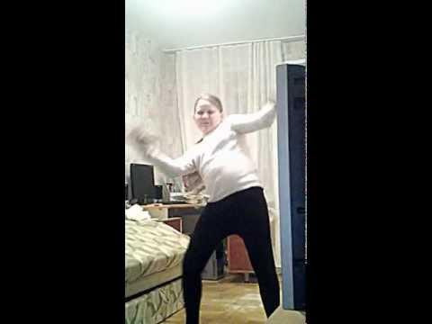 Толстушка танцует opa Gangam Style video