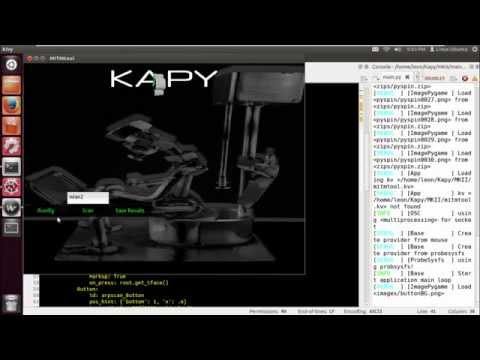 Python KAPY netaddr module