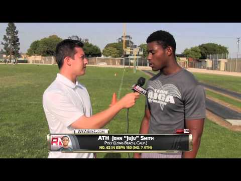 WeAreSC: Juju Smith interview