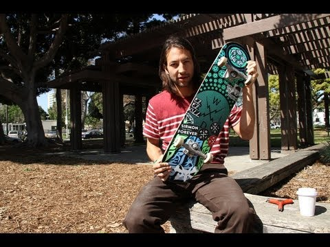 My Ride Derek Fukuhara - TransWorld SKATEboarding