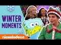 Youtube Thumbnail Top 11 Winter Moments ☃️ w/ The Loud House, SpongeBob & More! | #TBT