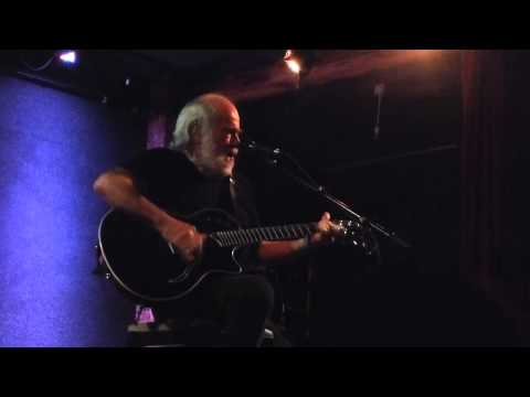 Robert Hunter - Born To Run Tease  7-23-14 City Winery, NYC