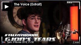 2019 02 09 The Voice 2019   GJON'S TEARS   In My Blood