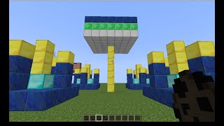 Minecraft One Command Block Creation | Instant Structures!