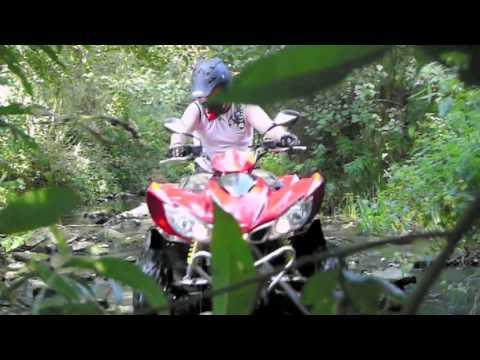 Quad und ATV Abenteuer - Kymco MXU 500 IRS - Maxxer 400