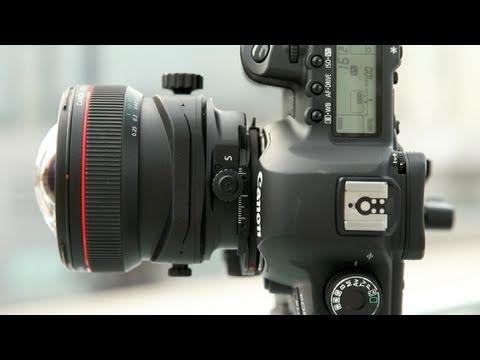 What is Tilt-Shift? (Feat. Canon TSE 17mm f/4)