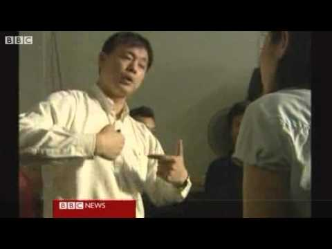 BBC NEWS   Asia Pacific   Marina Bay Sands Migrant Chinese Construction Workers Exploited