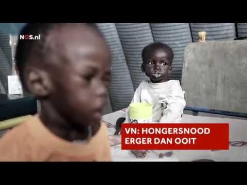 2017   Noodhulpactie hongersnood Afrika