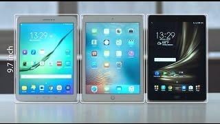 ZenPad 3S 10 vs iPad Air 2 vs Samsung Galaxy Tab S2 Tablet Comparison  | ASUS