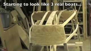 Building a plywood Optimist Pram (dinghy) - Part 4 04:43