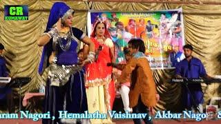 फागन रा महिना में भेगा - कॉमेडी मस्ती मनोरंजन - Hemalata Vaishnav | Rajasthani Fagan Song HD video