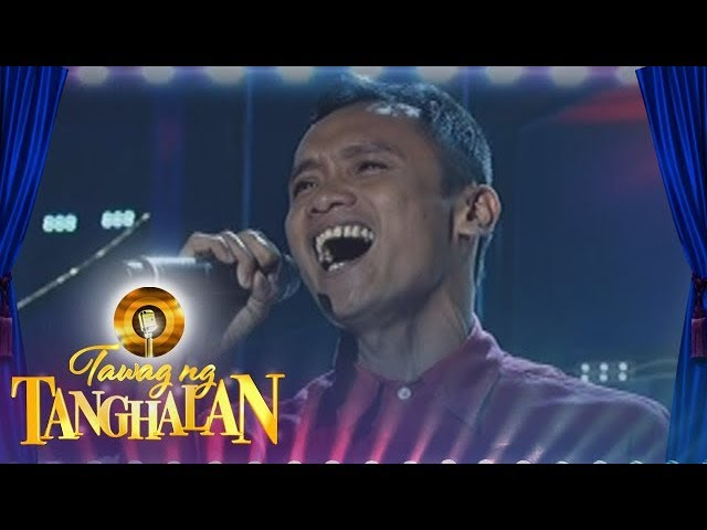 Tawag ng Tanghalan Update: Jerik Santos is the new Tawag ng Tanghalan Champion!