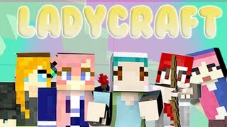 """Server Tour & Thoughts"" Ladycraft Ep2"