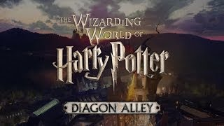 The Wizarding World of Harry Potter -- Diagon Alley