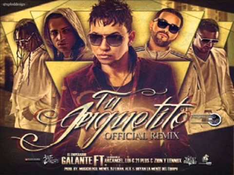 Tu Juguetito Sexual - Galante El Emperador Ft Arcangel, Lui-g 21 Plus Y Zion & Lennox (remix) video