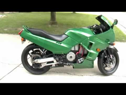 Ninja Electric Motorcycle Conversion