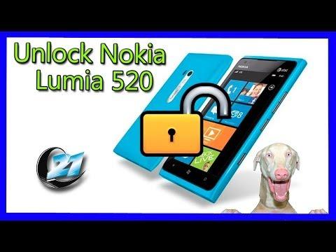 Como abrirle las bandas al Nokia Lumia 520. eN 5 Minutos
