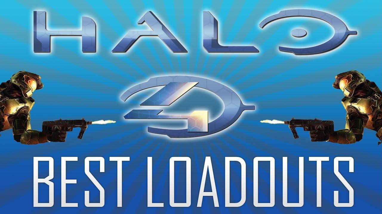 Loadouts Halo 4 Halo 4 Best Loadout / Load Out