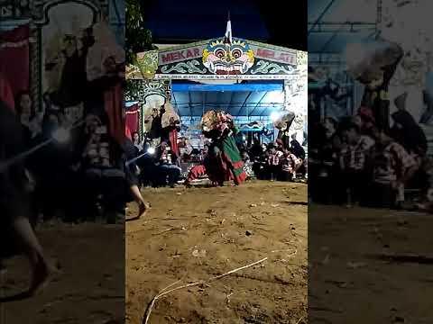 Jaranan Mekar Melati [BARONGAN] Shoh in G.Sentul