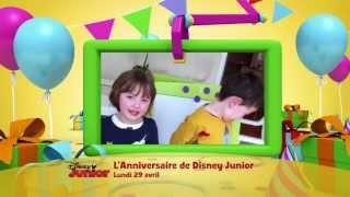 Bande-annonce L'Anniversaire Disney Junior !
