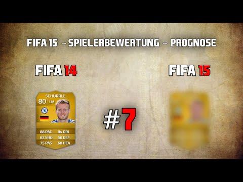 FIFA 15 - Spielerbewertung - Prognose #7 ft. (Apfel)Schürrle