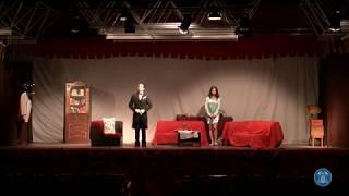 Obra de Teatro: 'Usted tiene ojos de mujer fatal'
