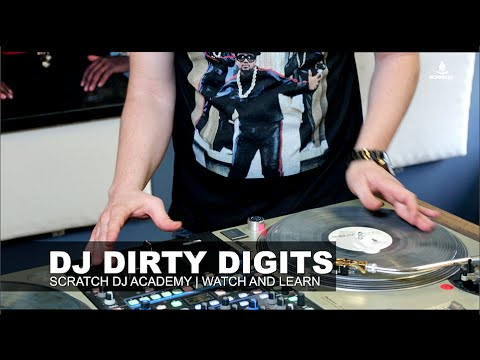 DJ Dirty Digits I Swing Flare I Watch and Learn
