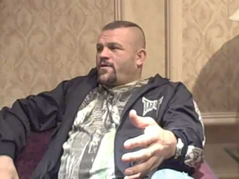 Chuck Liddell on the mental edge, submissions, training and energy Image 1