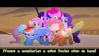 My Little Pony The Movie - Official Trailer  [Subtitulado Español - My Little Fansub]