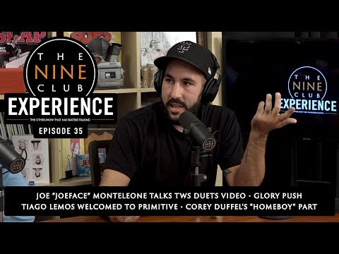 "The Nine Club EXPERIENCE | Episode 35 - Joe ""JoeFace"" Monteleone"