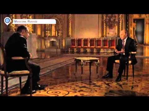 Putin Rules Out War in Ukraine: Russian leader denies involvement in Euromaidan shootings