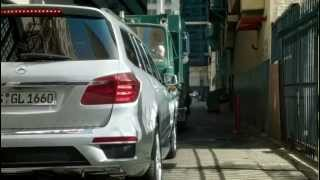 Mercedes-Benz GL - Verfolgungsjagd / new Mercedes GL-Class - Pursuit