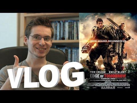 Vlog - Edge of Tomorrow (sortie le 4 Juin)