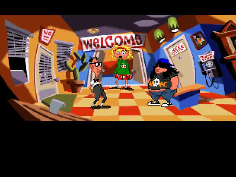 Day of the Tentacle Intro