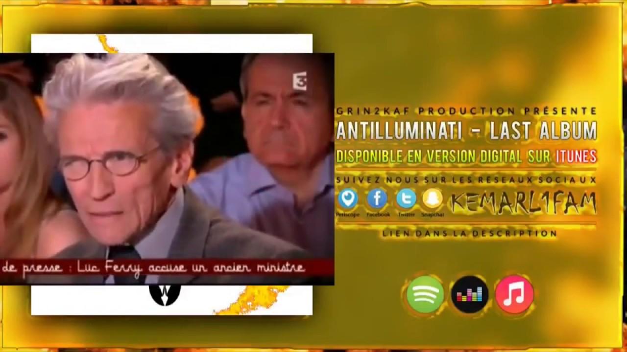 ANTILLUMINATI / HISTOIRE DE PEDOPHILES