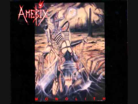 Amebix - Monolith Nobodys Driving