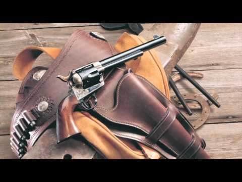 Uberti 1873 Single Action Cattleman Cartridge Revolver