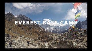 Everest Base Camp 2017- Travel & Climb // Intrepid