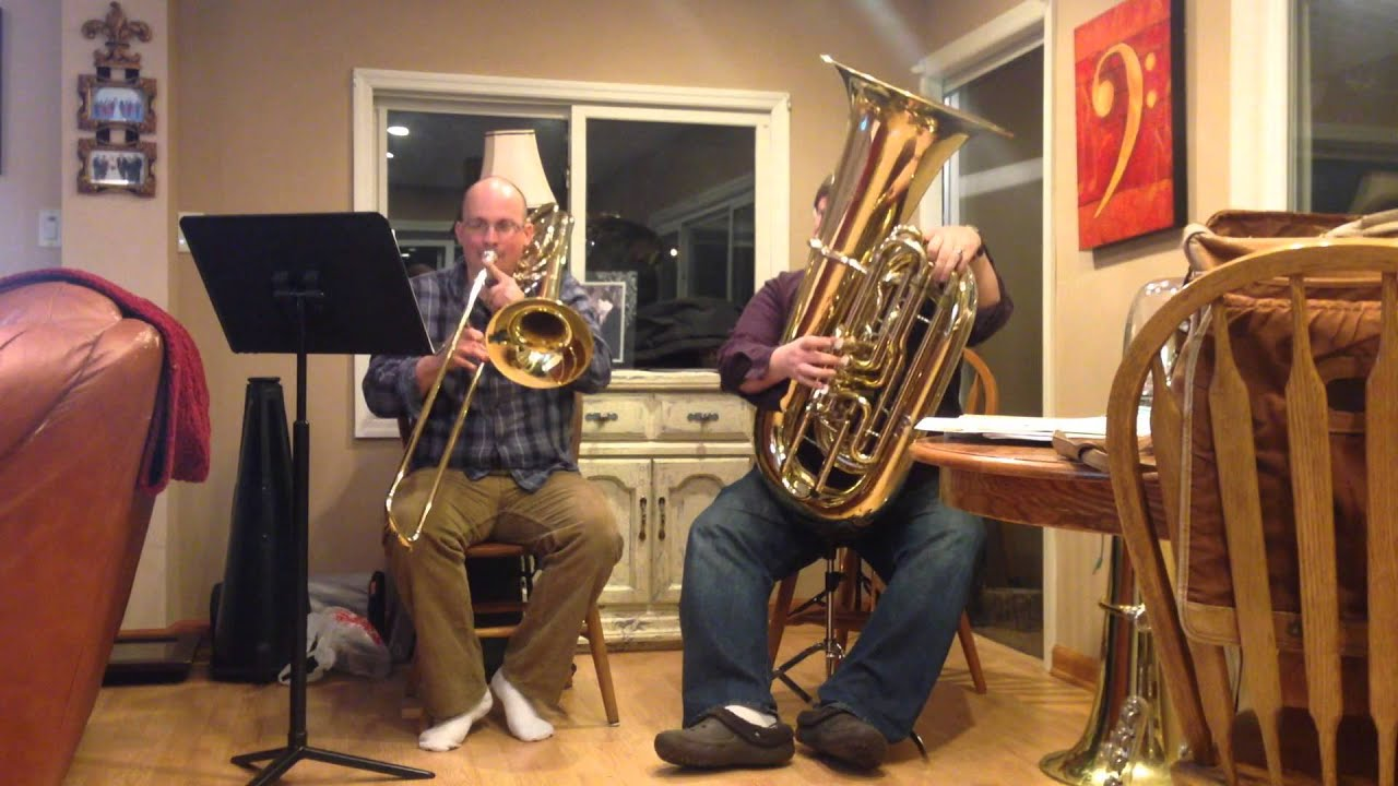 Contrabass Trombone vs Tuba Bass Trombone/tuba