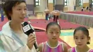 1/12/2008 Chinese Gymnasts Prepare for 2012 Olympics