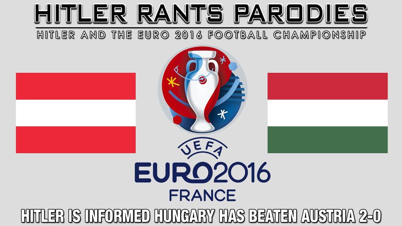 Hitler is informed Hungary has beaten Austria 2-0