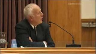 Robin Bain had hit two of the school children..