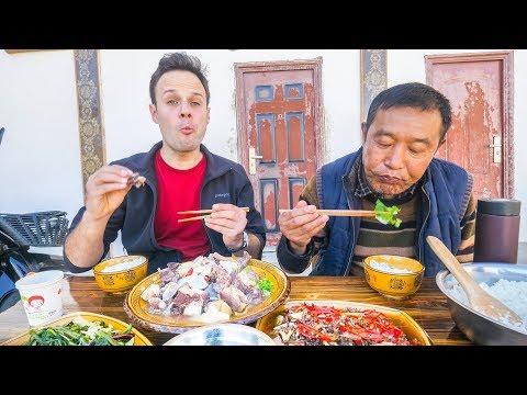 STREET FOOD Journey into RARELY Seen China! SICHUAN'S TIBETAN STREET FOOD!