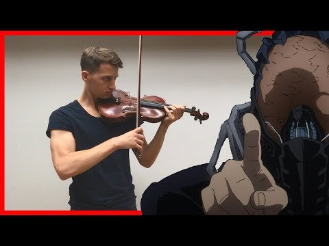 My Hero Academia Season 3 OST - The Power Of All For One | All For One's Theme [Violin/Piano]