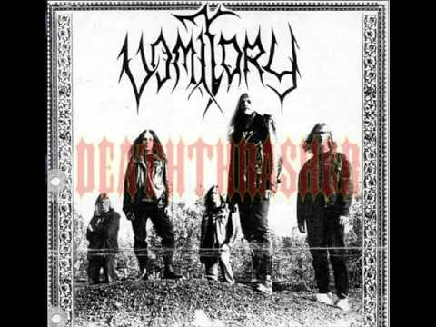 Vomitory - Moribound